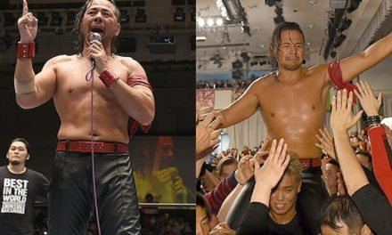 NJPW Road to New Beginning (January 30) Review: Shinsuke Nakamura's Last Match