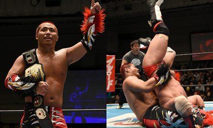 NJPW/CMLL Fantasticamania: Night 6 (January 24) Review
