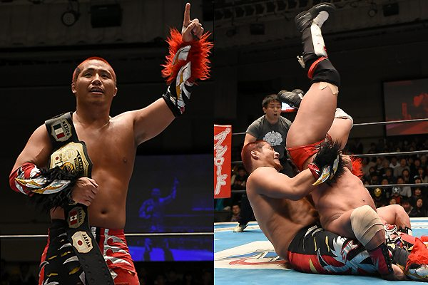 NJPW/CMLL Fantasticamania: Night 6 (January 24) Review