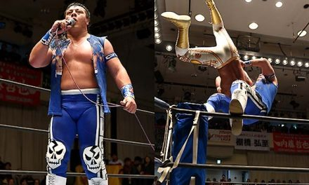 NJPW/CMLL Fantasticamania: Night 4 (January 22) Review