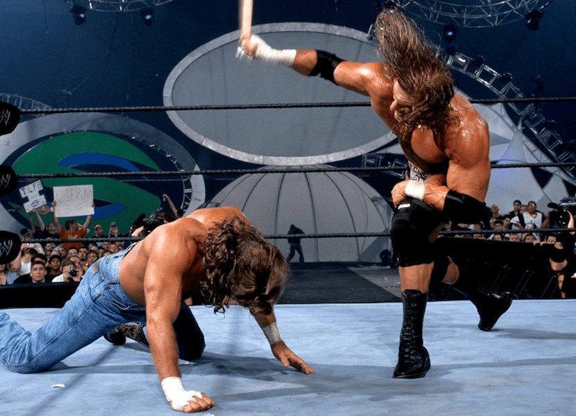 STR 131: AJ Styles fallout, Rock's return, HHH vs Shawn Michaels from SummerSlam 2002