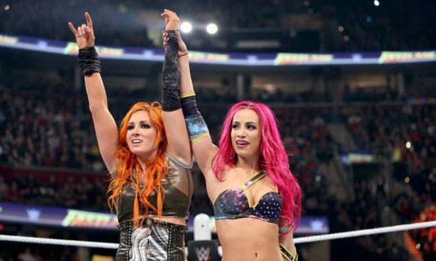 "How ""The Boss"" Sasha Banks Became an Underdog"
