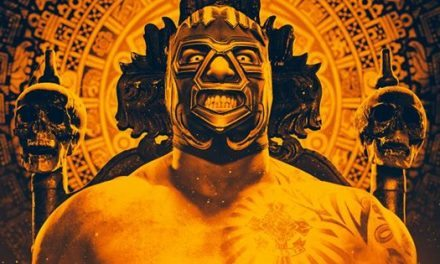 Lucha Of The Hidden Temple: Famous B Has A Phone Number