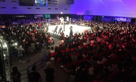 Dragon Gate – Open the New Year Gate 2016 (January 17th) Review