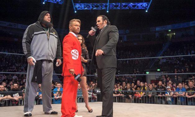 Impact Wrestling on POP TV (February 9) Review