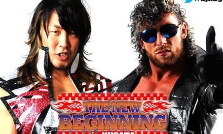 NJPW The New Beginning in Niigata 2016 Preview & Predictions