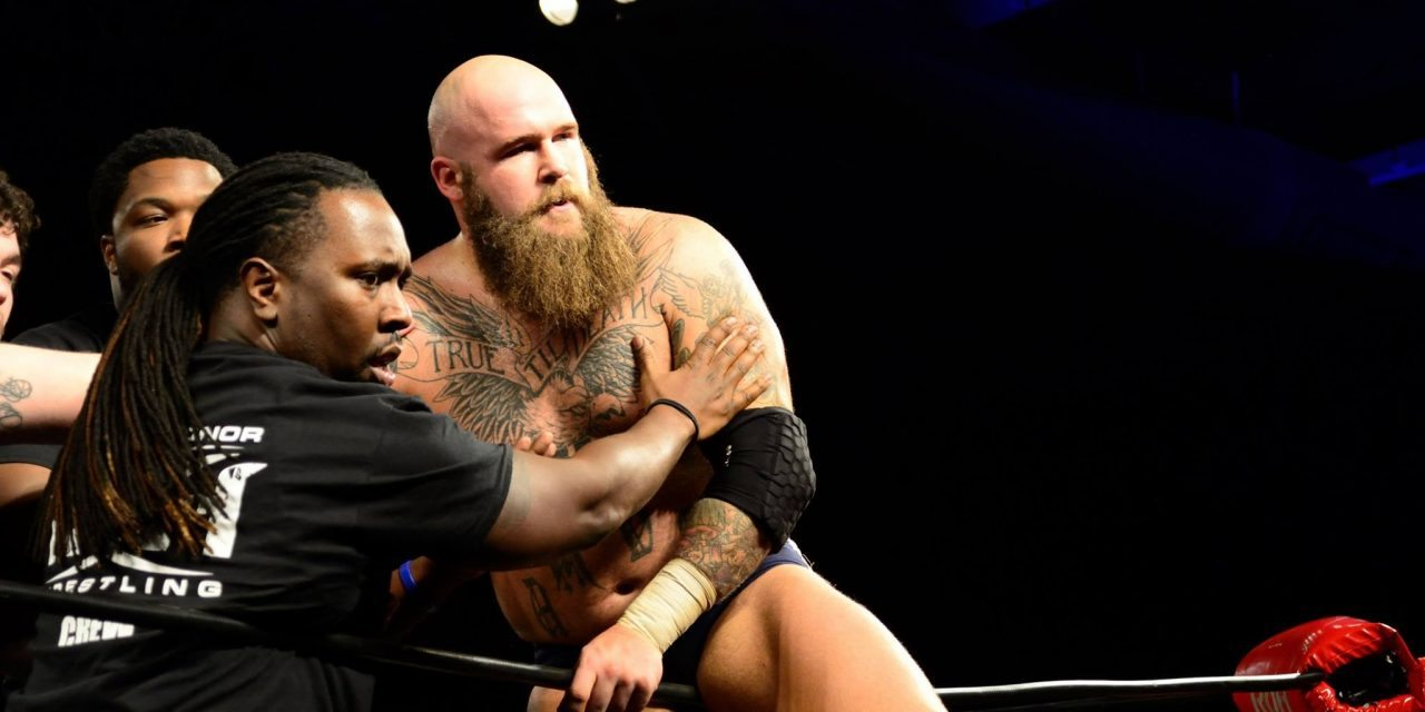 Ring of Honor (Episode 229): War Machine vs. All Night Express