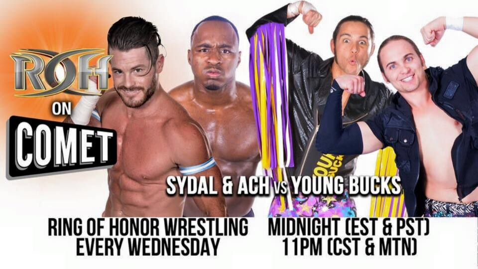 Ring of Honor (Episode 230) Review: The Young Bucks vs. Matt Sydal & ACH