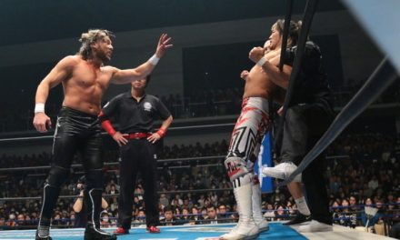 NJPW The New Beginning in Niigata 2016 Results & Review