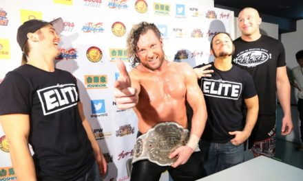 Did We Like the Elite, or Did We Really Really Hate WWE?