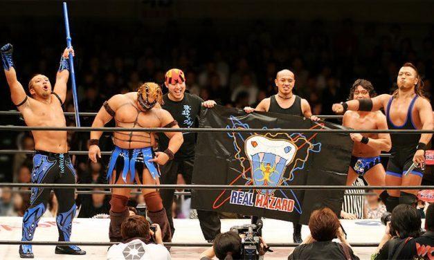 Dragon Gate Heel Unit Timeline: Real Hazard-Team Doi (2008-2010)