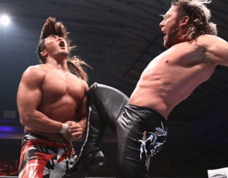 NJPW New Beginning in Osaka (February 11) Review: Goto vs Okada