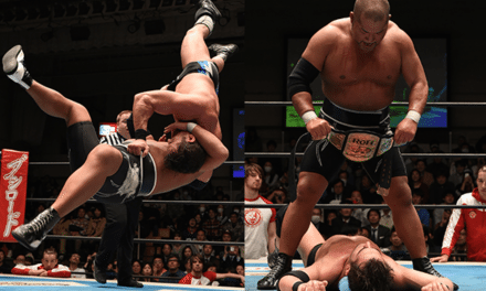 ROH & NJPW Honor Rising: Japan 2016 (February 19) Review: Strong vs Ishii