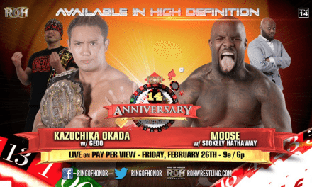 ROH 14th Anniversary iPPV (February 26) Preview & Predictions