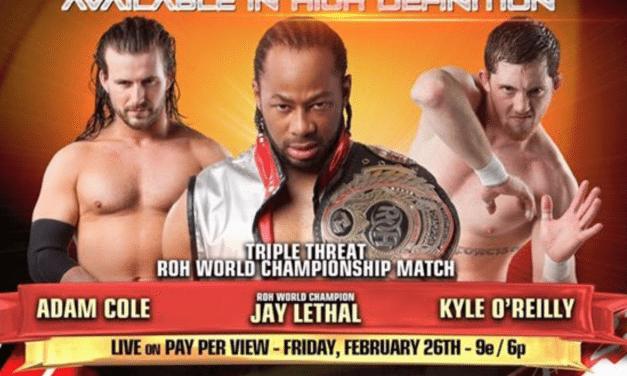 ROH 14th Anniversary iPPV (2/26) Review: ROH vs NJPW