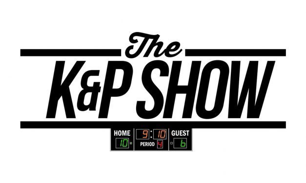 K&P Show #37: NBA Draft trades, Paul George, Aaron Judge and more!