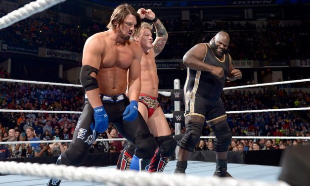 Music of the Mat #3: AJ Styles