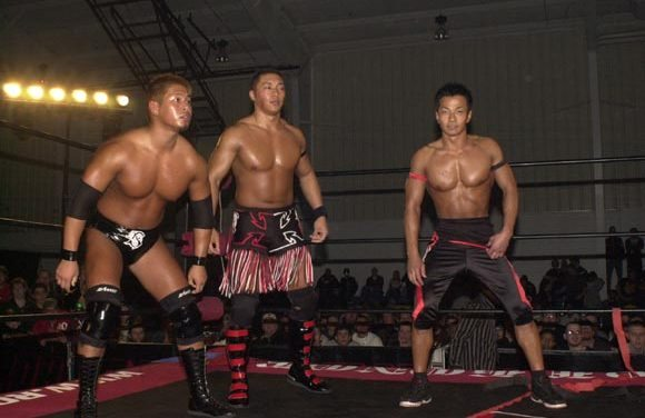 Dragon Gate Timeline: Heel Units (Part 1)