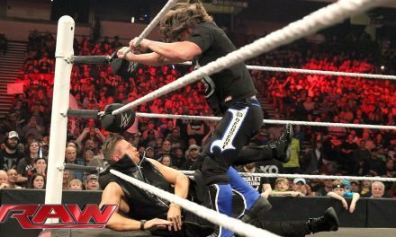 WWE Monday Night RAW (February 1) Review: Let's Talk Iowa Caucus