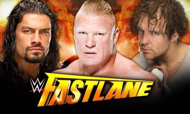WWE Fastlane 2016 Preview & Predictions