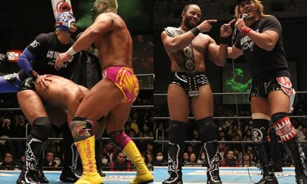 ROH & NJPW Honor Rising: Japan 2016 (February 20) Review: Lethal vs. Honma