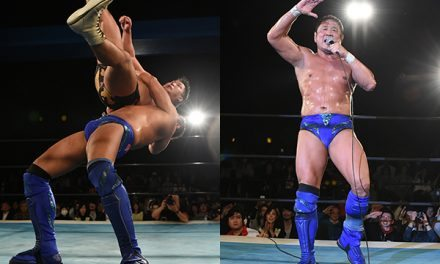 NJPW Lion's Gate Project1 (February 25) Results & Review