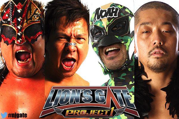 VoicesofWrestling.com - NJPW Lion's Gate Project 1