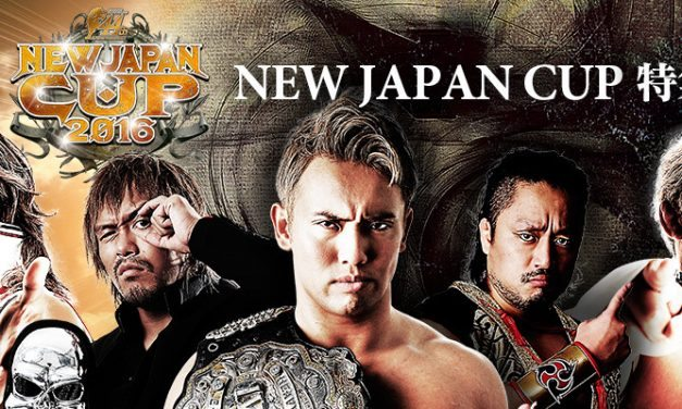 New Japan Cup 2016 Preview