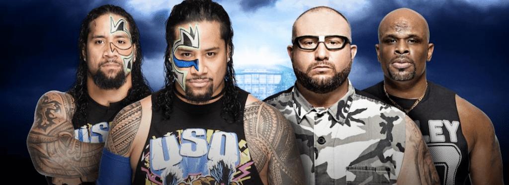 voicesofwrestling.com WrestleMania 32 Dudleys vs Usos