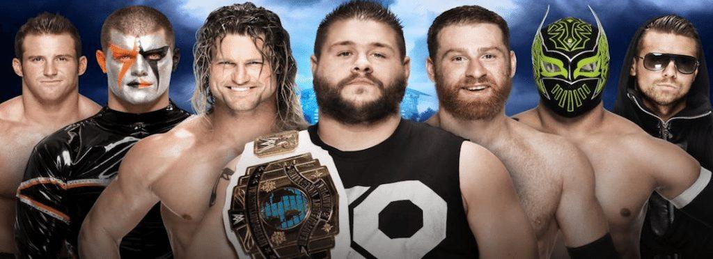 WrestleMania 32 Intercontinental Championship Ladder Match