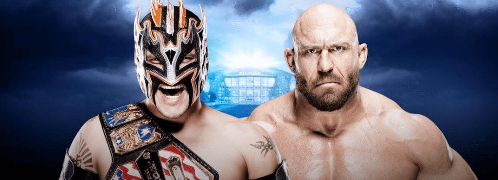 voicesofwrestling.com WrestleMania 32 Kalisto vs Ryback