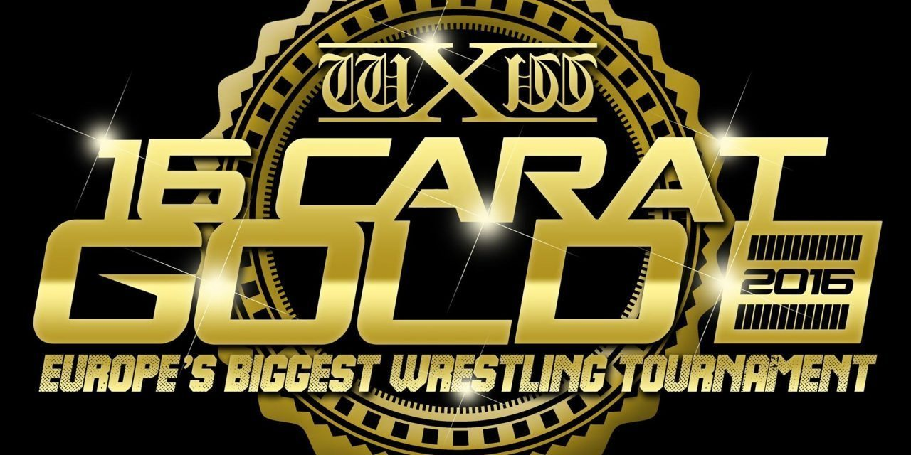 wXw 16 Carat Gold 2016 – Night 1 Results & Review