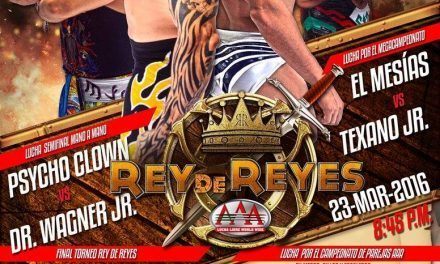 In Search of a King: AAA Rey de Reyes 2016 Preview
