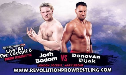 RPW RevPro TV (Season 2 Episode 1) Results & Review