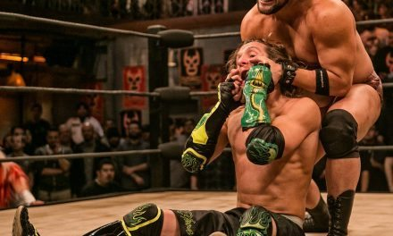 Lucha Underground (March 23) Review: Aztec Warfare II