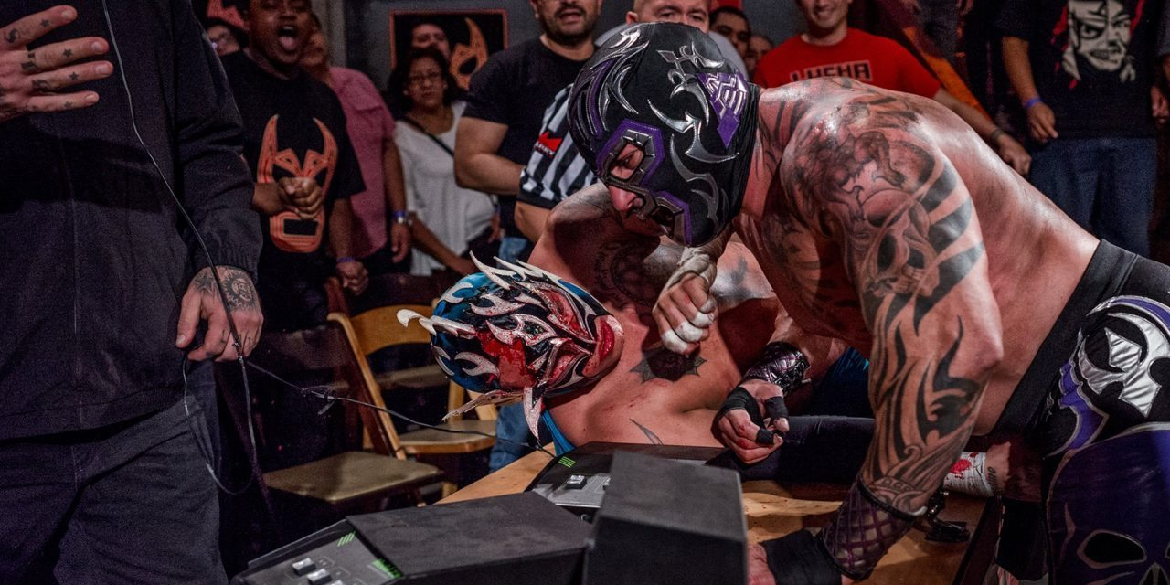 Lucha Underground (March 16) Review: Life After Death