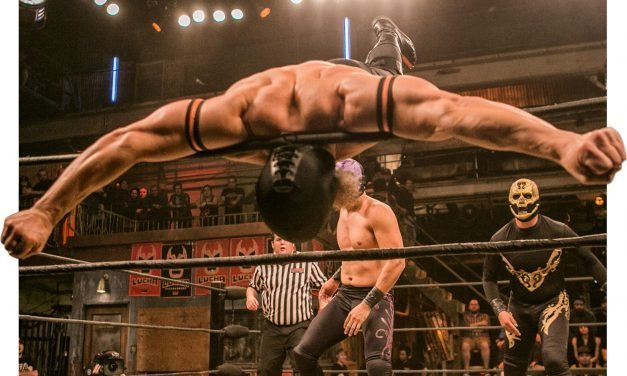 Lucha Underground (March 30) Review: El Jefe is Back