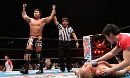 New Japan Cup: Night 1 Review, Lions Gate & Latest on Ibushi
