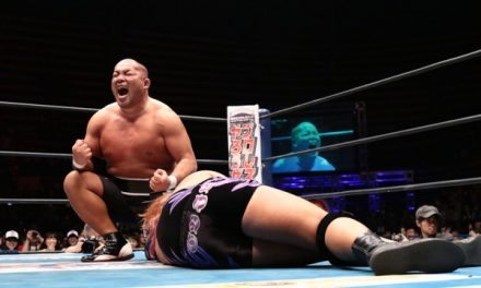 NJPW New Japan Cup 2016: Night 1 (March 3) Results & Review