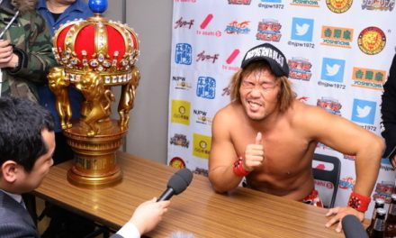 New Japan Purocast: New Japan Cup Finals 2016 Review