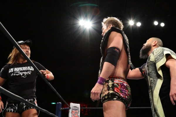 New Japan Purocast – Road to Invasion Attack Review & Previews