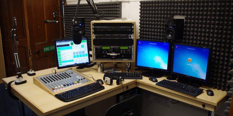 voicesofwrestling RadioStudio