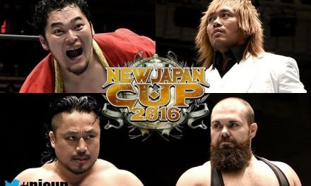 New Japan Cup Finals, Early WrestleMania Weekend Preview & more!
