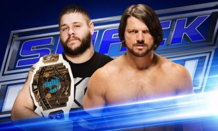 WWE SmackDown (March 17) Review: AJ Styles vs Kevin Owens