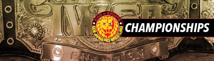 voicesofwrestling.com NJPW Championships