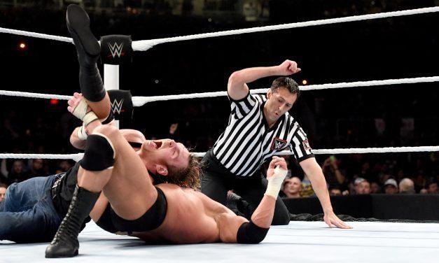 WWE RoadBlock 2016 Results & Review: Dean Ambrose vs Triple H