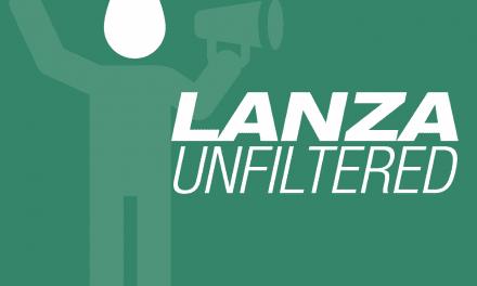 Lanza Unfiltered #3: Wacky Sitcom Banter w/ Mike Falcone