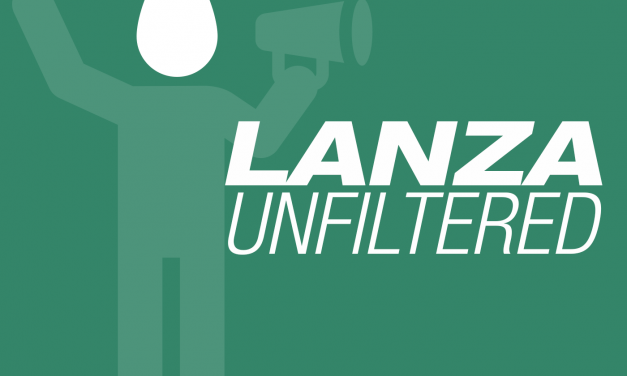 Lanza Unfiltered #3: Wacky Sitcom Banter w/ Mike Falcone