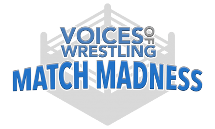 Match Madness: Brian Pillman Region (Round 1)