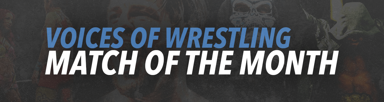 Match of the Month – March 2016